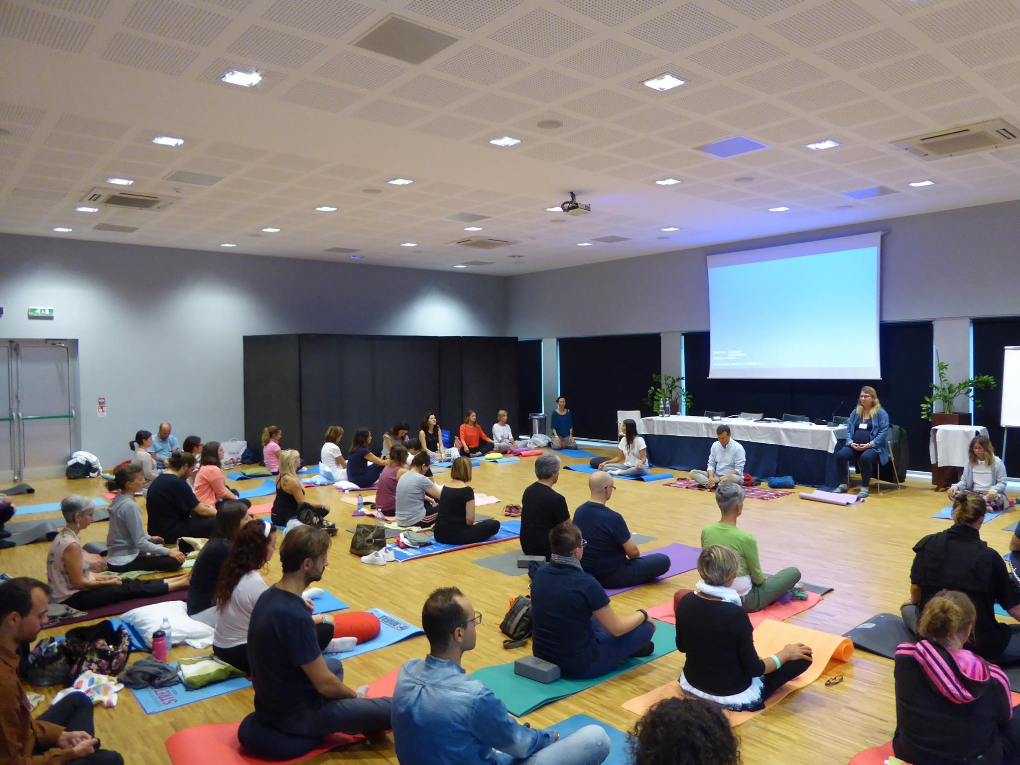 Programma di riduzione dello stress – mindfulness based stress reduction