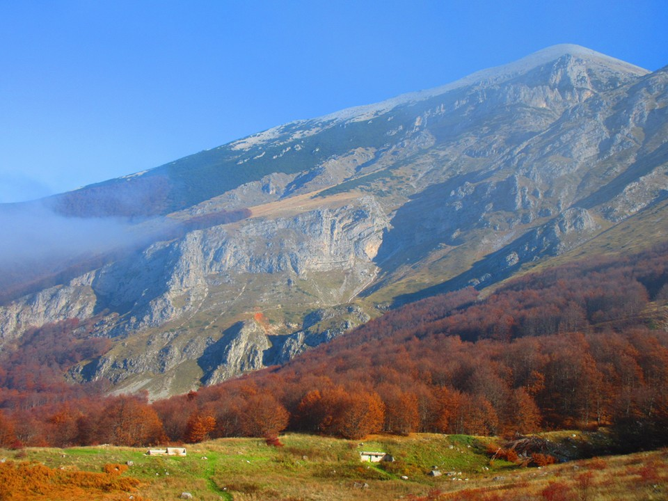 Yoga&Monti: 7/8 dicembre Weekend in Natura